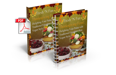 Thanksgiving Feast - eBook and Printed Version